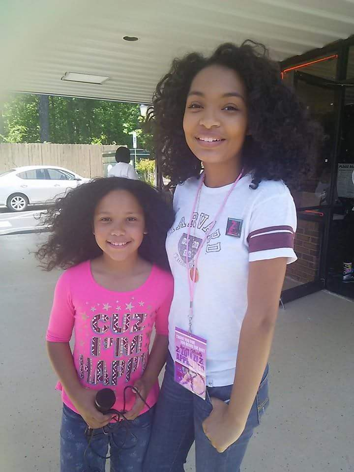 Yara and Allie