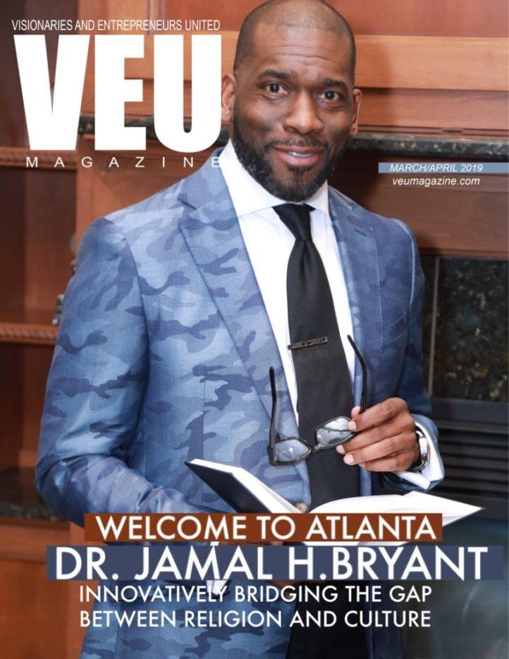 Jamal Bryant cover