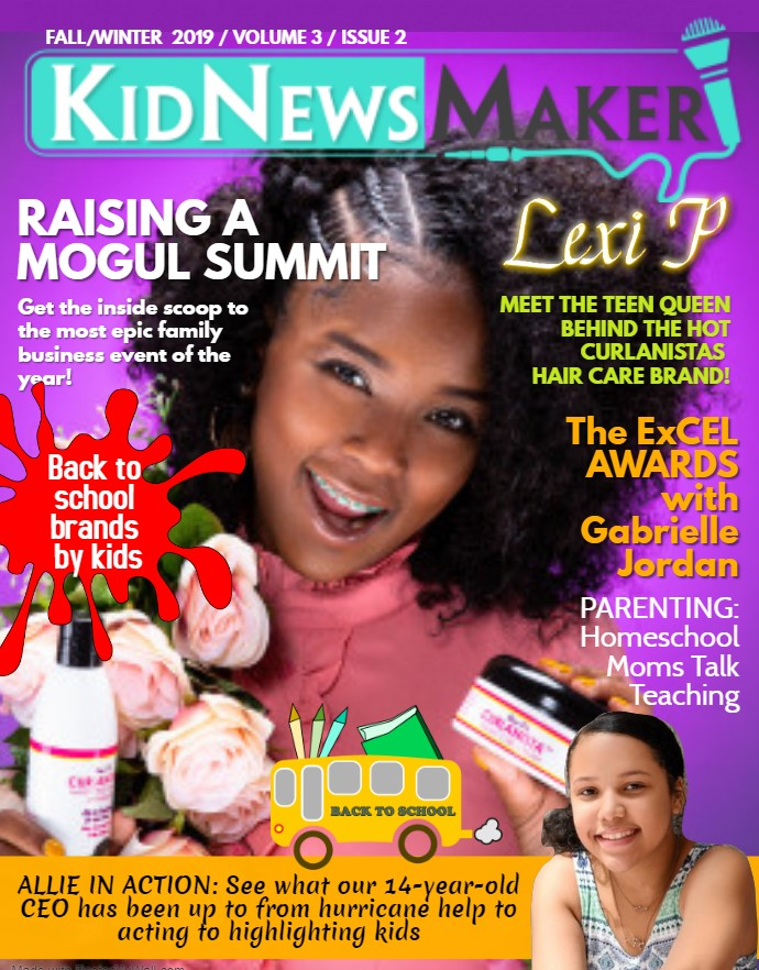 KidNewsMaker Fall 2019
