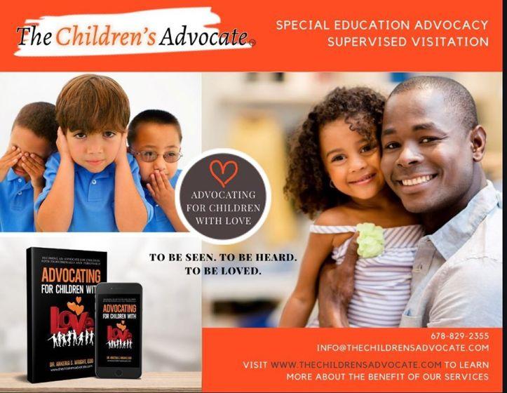 Childrens advocate ad 2